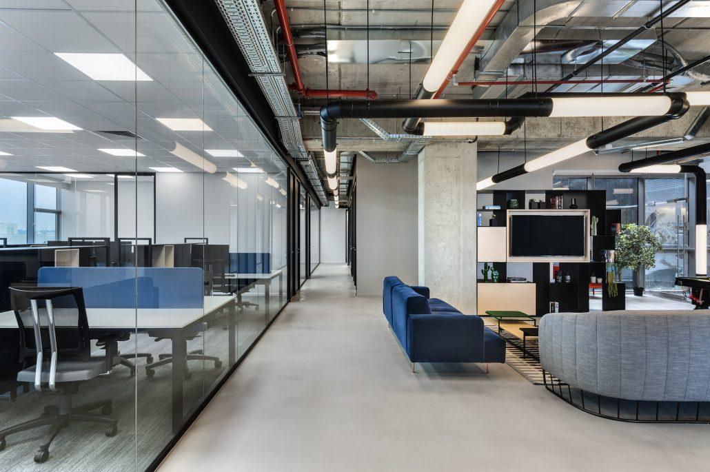 High tech company caesarea num lighting light compositions - Interior design lighting companies ...